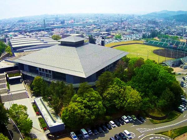 ウインク武道館(兵庫県立武道館)