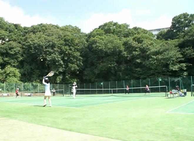 テニス場8