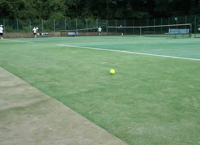 テニス場7