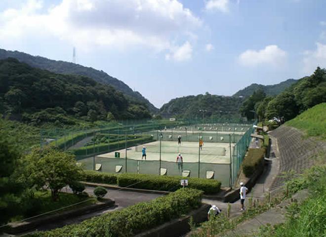テニス場6